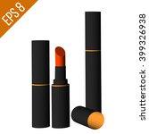 cosmetic black set bottle...   Shutterstock .eps vector #399326938