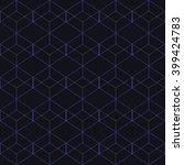 vector seamless pattern. modern ... | Shutterstock .eps vector #399424783