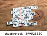 growth acronym in business...   Shutterstock . vector #399528550