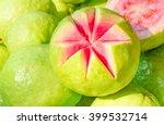 Fresh Pink Guavas