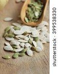 dried pumpkin seeds fancy