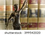 legal law concept image | Shutterstock . vector #399542020