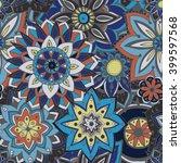 seamless pattern texture.... | Shutterstock .eps vector #399597568