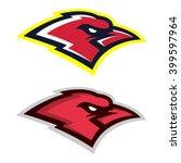 Sport Logo Set Of Two Bird...