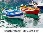 In The Mediterranean Sea...