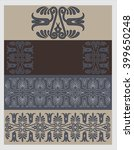 stripe pattern | Shutterstock .eps vector #399650248