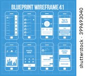 mobile wireframe app ui kit 41. ...