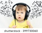 music sheets from the... | Shutterstock . vector #399730060