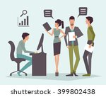 job search | Shutterstock .eps vector #399802438