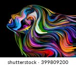 colors of passion series.... | Shutterstock . vector #399809200