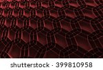 abstract 3d background with