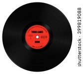 Vinyl Record Long Play With...