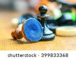 chessmen | Shutterstock . vector #399833368