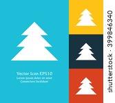 vector illustration of tree icon