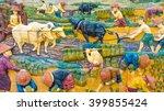 suphanburi  thailand march 22... | Shutterstock . vector #399855424