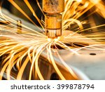industrial welding automotive... | Shutterstock . vector #399878794