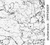 cracks vector background | Shutterstock .eps vector #399934009