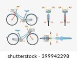 set vector illustration... | Shutterstock .eps vector #399942298