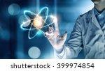 innovative technologies in... | Shutterstock . vector #399974854