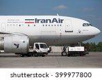prague   july 1  2015  iran air ...   Shutterstock . vector #399977800