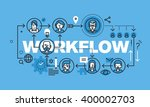 modern thin line design concept ...   Shutterstock .eps vector #400002703