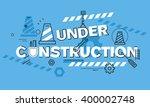 modern thin line design concept ...   Shutterstock .eps vector #400002748
