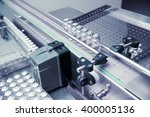 pharmaceutical pipeline ... | Shutterstock . vector #400005136