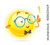 mascot cartoon characters... | Shutterstock .eps vector #400025419