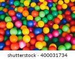 Colorful Plastic Balls...