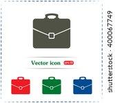 vector illustration portfolio   Shutterstock .eps vector #400067749