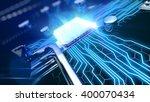 3d rendered illustration of... | Shutterstock . vector #400070434