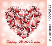 Happy Mother Day Colorful...
