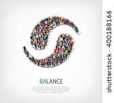 balance people  symbol   Shutterstock .eps vector #400188166