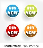set  collection  group of four... | Shutterstock .eps vector #400190773