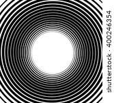 abstract spiral element.... | Shutterstock .eps vector #400246354