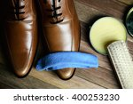 Leather Shoes With Maintenance...