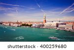 aerial view of venice with...   Shutterstock . vector #400259680