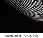 grayscale and black background  ...   Shutterstock .eps vector #40027792