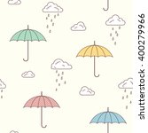 seamless pattern with cute...   Shutterstock .eps vector #400279966