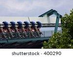 roller coaster   Shutterstock . vector #400290