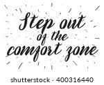 motivational and inspirational... | Shutterstock .eps vector #400316440
