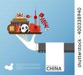 Travel To China Infographic....