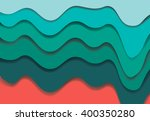 abstract colorful background ... | Shutterstock .eps vector #400350280