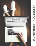 Small photo of Affluence Growth Profit Savings Wealth Investment Concept