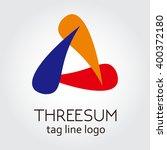 logo collection  abstract... | Shutterstock .eps vector #400372180