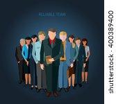 conceptual illustration of... | Shutterstock .eps vector #400389400