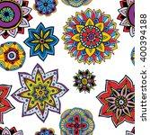 seamless pattern texture.... | Shutterstock . vector #400394188