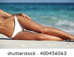 woman with perfect body in... | Shutterstock . vector #400456063