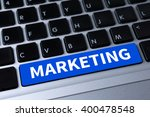 marketing commercial business... | Shutterstock . vector #400478548