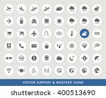 set of 48 universal weather and ...